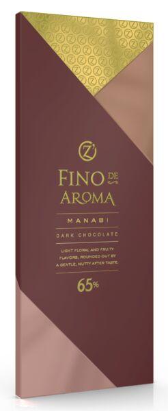 «OZera», горький шоколад Manabi, 90г
