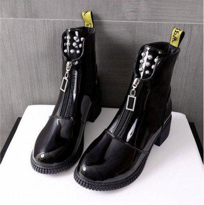 ХИТ продаж❤ Мюли для офиса всего за 460р — Шок-цена на Осенние и зимние ботинки, сапоги