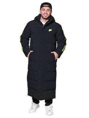 Пальто A-030 Черный