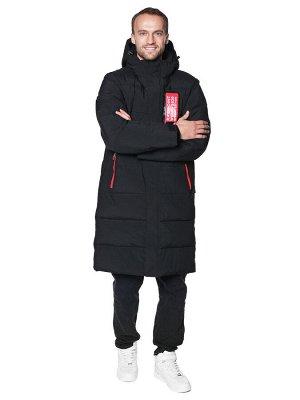 Пальто A-8903 Черный