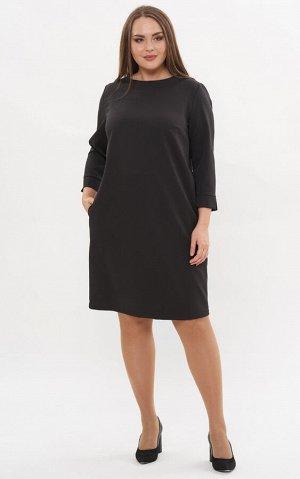 Платье Черный, бордо. Осень/Зима Состав: 65% полиэстер ; 30% вискоза; 5% лайкра Длина: от 104 см Описание:Базовое платье прямого силуэта. Сшито из плотной костюмной ткани с небольшой эластичностью. В