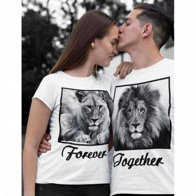 Мегамаркет футболок - женские, детские, для пар! и сумки!