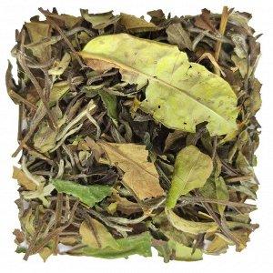 """Белый листовой чай """"Шоу Мэй"""" 25 гр"""