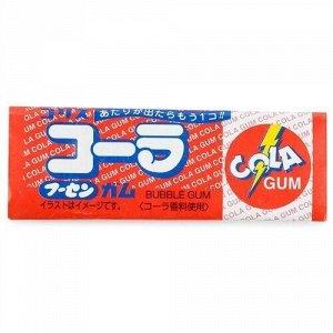 Lotte / Coris жевательная резинка, вкус Кола, 11 гр, 1*12бл*48шт Арт-56718