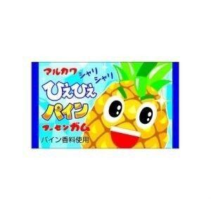 Lotte / MARUKAWA жев. резинка, вкус прохладной соды (АНАНАС) 5,6 г, 60 шт. в блоке*24бл Арт-11697