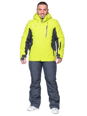 Куртка A-87381 Желтый
