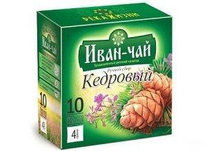 Иван-чай «Кедровый» фильтр-пакеты