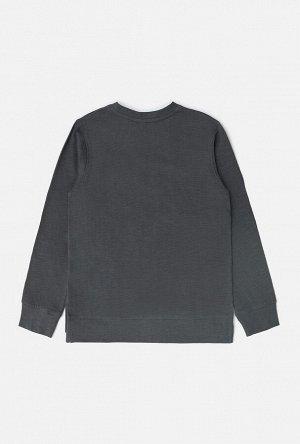Джемпер детский для мальчиков Scavo темно-серый