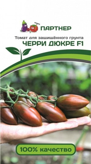 Семена Томат Черри Дюкре F1 5 шт