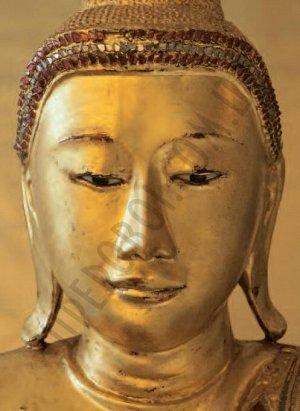 Фотообои Золотой Будда