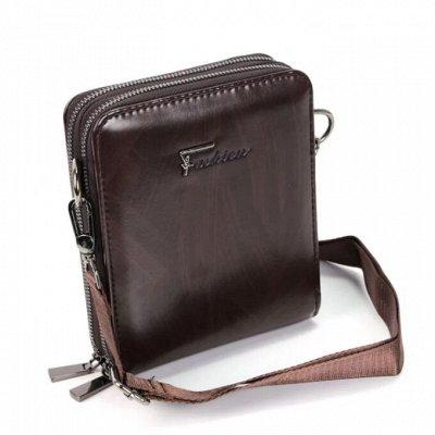 🎁 Кожаные сумки от 1700 рублей — Мужские сумки