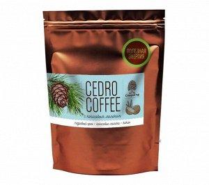 """Чайный напиток """"Cedro-coffee"""" с кокосовым молоком 120г zip/пакет (1х5)(#10)Россия (шк 1733)"""