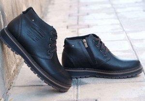 N-687 Зимние ботинки на натуральном меху
