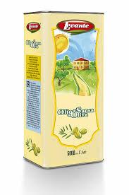 """Масло оливковое рафинированное """"Levante""""ж/б  5,000 мл"""