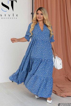 Платье 70065
