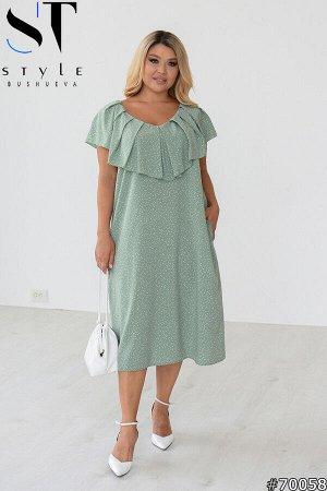 Платье 70058