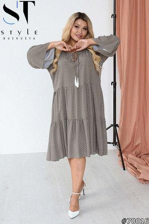 Платье 70016