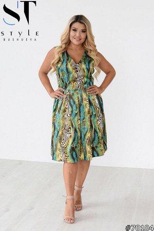 Платье 70104