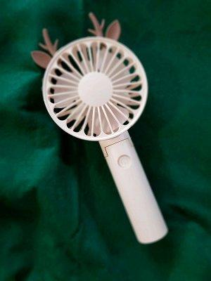 Мини вентилятор ручной