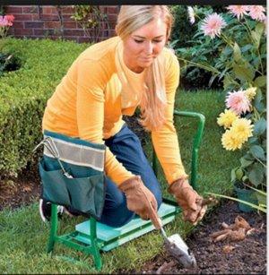 Скамейка садовая Nika