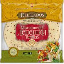 Салфетки Orient, бумага! Рыбные консервы — Тортильи мексиканские Delicados