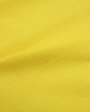 Микровельвет цв.Желтый, ш.1.49м, хлопок-100%, 220гр/м.кв
