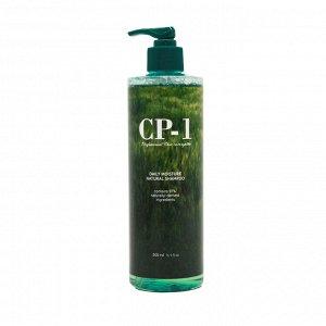 Esthetic House CP-1 Натуральный увлажняющий шампунь для волос Daily Natural Shampoo, 500мл