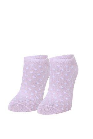 Носки женские Укороченные с рисунком
