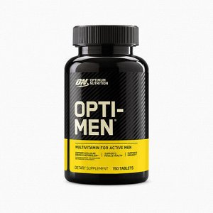 Витамины Optimum nutrition Opti men