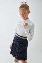 Блузка детская для девочек Annet белый