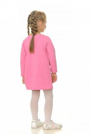 Платье Материал: Футер петельчатый, Состав: 80% хлопок, 20% пэ.