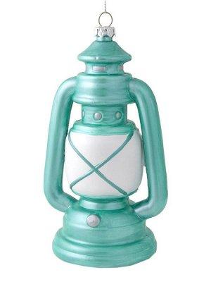 Новогоднее подвесное украшение Лампа
