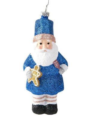 Новогоднее подвесное украшение Дед Мороз