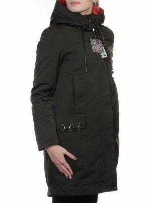 Пальто на синтепоне зимнее облегченное