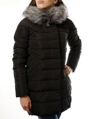 Пальто зимнее с мехом