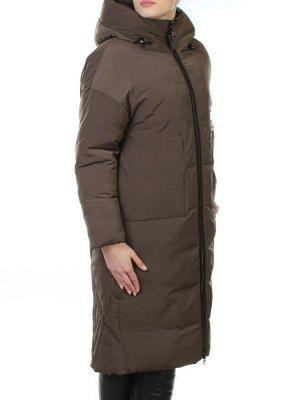 Пальто прямого фасона