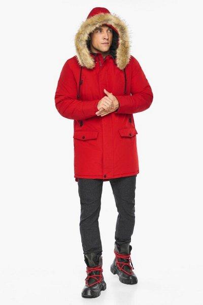 Braggart! Зимние и демисезонные куртки и воздуховики — Мужские Парки-воздуховики Braggart