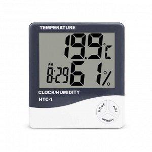 Электронный термометр - гигрометр HTC-1