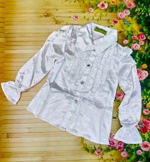 Блуза школьная