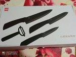 Набор керамических ножей кухонных Xiaomi 4 в 1 Huo Hou