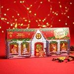 Чайная коллекция «Счастья в дом», 4 вкуса новогодних вкуса (20 г. x 4 шт.)