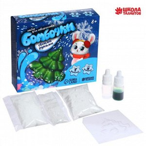 Бомбочки для ванн своими руками «Рождественская ёлочка»