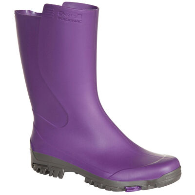 ✔ Decathlon — Обувь, в которую вы влюбитесь — Сапоги для дождливой погоды
