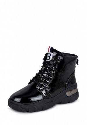 Ботинки женские демисезонные MYZ21AW-12B
