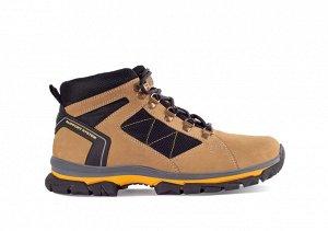 Ботинки мужские TREK Alex1.1 желтый