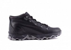 Ботинки мужские TREK Andes1 черный (шерст.мех)
