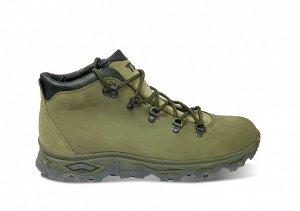 Ботинки мужские TREK Andes4 зеленый (капровелюр)