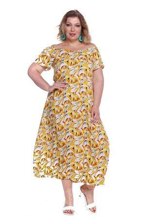 Платье-6115
