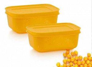 Охлаждающие лотки цв.желтый 450 мл 1шт - Tupperware