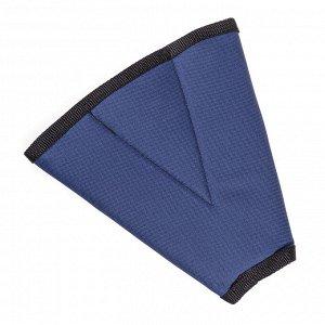 Адаптер ремня безопасности детский SKYWAY (застежки-липучки) Темно-синий